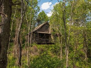 Cozy Cabin with Deck and A/C - Logan vacation rentals