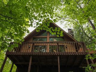 Secluded Cozy Hocking Hills Cabin With Loft - Ohio vacation rentals