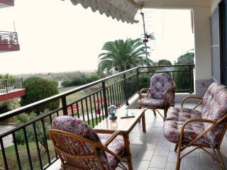 Seafront apartment in Gerakini - Gerakini vacation rentals