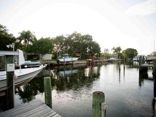 Canal Front House.  Close to Downtown St. Pete - Saint Petersburg vacation rentals