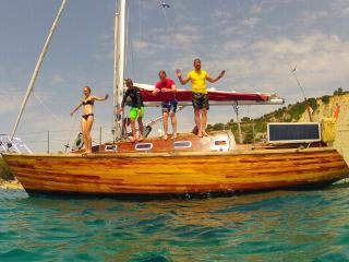 Sail Kefalonia on a Classic Wooden Yacht - Minia vacation rentals