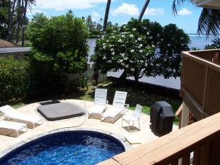 Honolulu Oceanfront  4 bed/4 bath w/pool/spa - Honolulu vacation rentals
