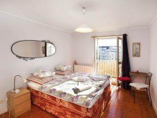 Charming studio with balcony - Prague vacation rentals