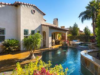 'Siena' Swim-up bar, private pool & spa, sky deck - La Quinta vacation rentals