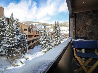 Ski in / Ski out alpine chalet with room for up to eight guests! - Copper Mountain vacation rentals