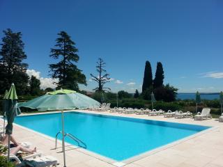 Corte Ferrari Moniga: with pool, lake view, WIFI - Lake Garda vacation rentals