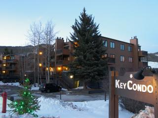 Perfect Condo with Deck and Internet Access - Keystone vacation rentals