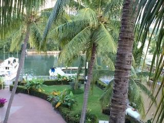 Gorgeous, quiet 2 BDR Marina front Condo - Nuevo Vallarta vacation rentals
