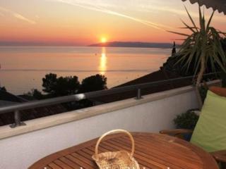 Modern Beach Apartment 6+2 with an amazing seaview - Makarska vacation rentals
