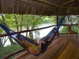River Front Cottage at a Jungle Lodge in Belize - Toledo vacation rentals