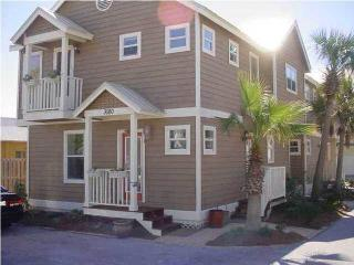 Crystal Pier Courtyard #1 - Destin vacation rentals