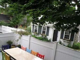 Central Ptown Quiet Alley off Commercial Street - Provincetown vacation rentals