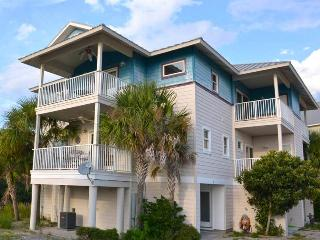 Tip Sea #1 - 2BR/2.5BA- RealJOY Fun Pass-Walk2Beach-PrivDock - Port Saint Joe vacation rentals
