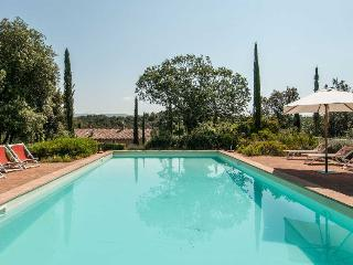 Gorgeous 6 bedroom Poggio alle Mura Villa with Television - Poggio alle Mura vacation rentals
