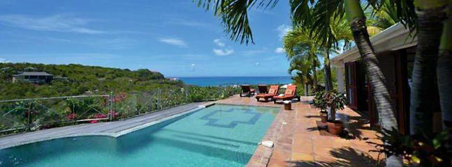 St. Martin Villa 83 This Home Is A Dream, With Large Expanses Of Indoor/outdoor Living Space For Relaxation. - Image 1 - Terres Basses - rentals