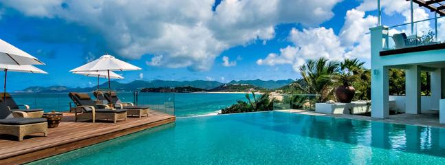 SPECIAL OFFER: St. Martin Villa 14 A Magnificent Property, The Best Of The Caribbean. - Image 1 - Terres Basses - rentals