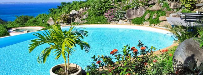 Villa Caye Blanche St. Martin Villa 338 An Exquisite View Of The Caribbean And The Island Of Anguilla. - World vacation rentals