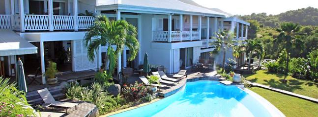 St. Martin Villa 34 An Exquisite View Of The Caribbean And The Island Of Anguilla. - Image 1 - Anse Marcel - rentals
