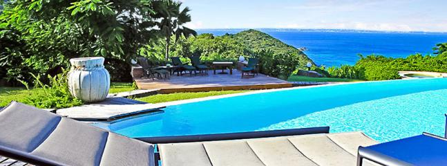 Villa Caye Blanche St. Martin Villa 339 An Exquisite View Of The Caribbean And The Island Of Anguilla. - World vacation rentals