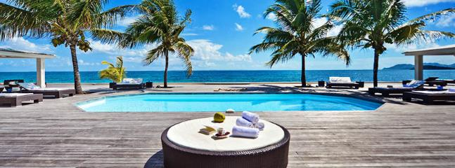 Villa Interlude SPECIAL OFFER: St. Martin Villa 7 Located In A Serene Beach Front Atmosphere, This Villa Is The Perfect Paradise - Terres Basses vacation rentals