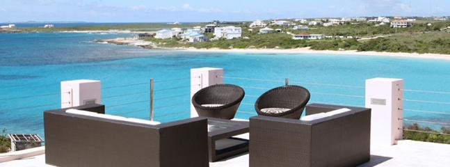 SPECIAL OFFER: Anguilla Villa 2 Features Simple Luxury, Breathtaking Views And Multiple Relaxation & Entertainment Areas. - Image 1 - Long Bay Village - rentals