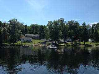 Cozy Commanda Lake Cottages FOUR 3 Bedroom Cottage - Restoule vacation rentals