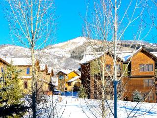 Relax amongst the ski area views and high-end finishes - Steamboat Springs vacation rentals