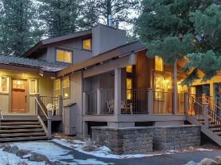 Stunning custom home with access to shared pools, tennis, gym & game room! - Truckee vacation rentals