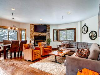 Condo downtown in the village is walkable to everything and has community pool and hot tub (ski-in/out, downtown, free shuttle) - Maggie Pond Condo - Breckenridge vacation rentals