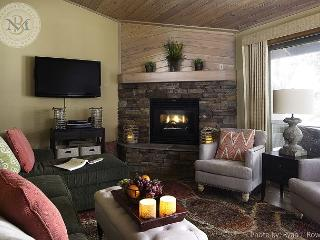 Cozy and Comfortable Fireside Condo, Next to Whitefish Lake - Whitefish vacation rentals