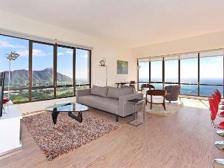 Fabulous Diamond Head and Ocean views from this two-bedroom penthouse suite! - Honolulu vacation rentals