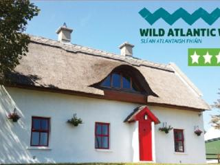 Donegal Thatched Cottage - 4 Star Approved - Annagry vacation rentals