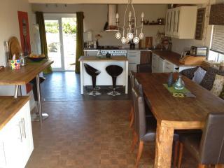 Large house with cedar clad garden lounge. - Bath vacation rentals