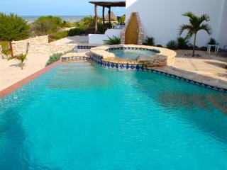 2014 construction -  beachfront villa - Telchac Puerto vacation rentals