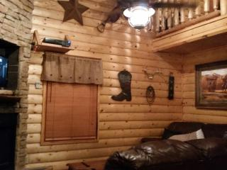 Tabor Cabins - Parrottsville vacation rentals