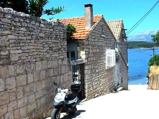 Beautifully renovated old stone house on the sandy - Lumbarda vacation rentals