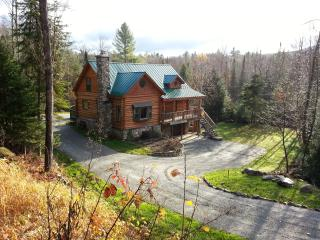 Schroon Lake Log House on Trout Brook - Schroon Lake vacation rentals