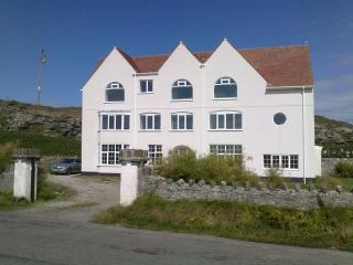 Holiday Apartment with beach views Trearddur Bay - Trearddur Bay vacation rentals