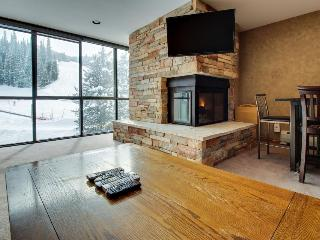 Ski-in/out upscale condo w/shared pool & hot tub! - Copper Mountain vacation rentals