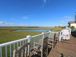 Atlantis-Wonderful sound front home on the North End of Wrightsville Beach - Wrightsville Beach vacation rentals