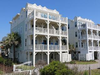 C Street A - Incredible Ocean Front Condo in the heart of Wrightsville Beach - North Carolina Coast vacation rentals