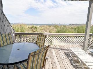 Eakins - Oceanfront Townhouse with wonderful decks and magnificent views - Wrightsville Beach vacation rentals