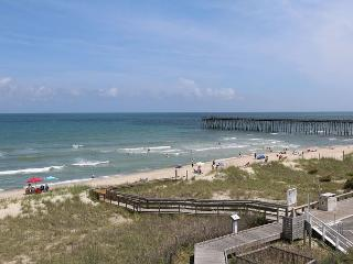 KB Villa C7 -  Oceanfront condo with large decks and panoramic water views - Kure Beach vacation rentals