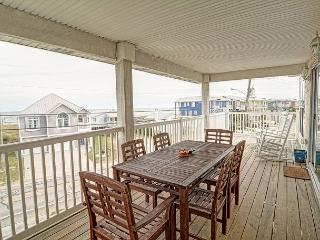 Myers Pleasure Island- Get the feel of the Caribbean in this ocean view condo - Kure Beach vacation rentals