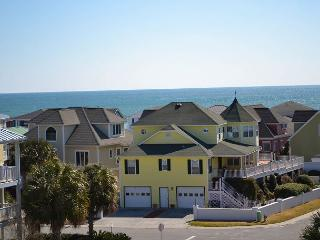 Summer Winds -  Nicely appointed ocean view home with community beach access - Kure Beach vacation rentals
