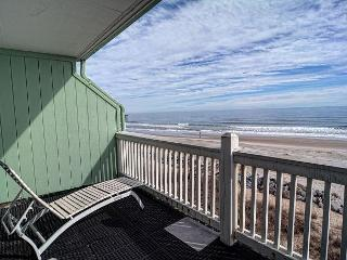 Sunskipper Unit D10 -  Oceanfront penthouse condo with easy beach access, pool - Carolina Beach vacation rentals