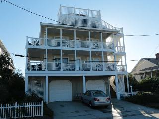 High Tide -  Upper level ocean view duplex for your perfect vacation getaway - Wrightsville Beach vacation rentals