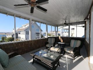 Lippard House -  Comfortable sound view home with shady porches and sunroom - Wrightsville Beach vacation rentals