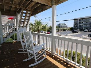 Pugh -  Affordable ocean view duplex on the south end of Wrightsville Beach - Wrightsville Beach vacation rentals