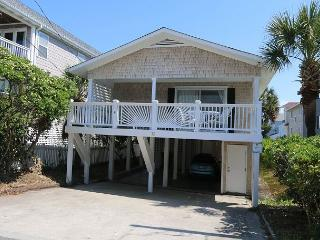 Shore Fun -  Comfortable and cozy ocean view cottage with easy beach access - North Carolina Coast vacation rentals